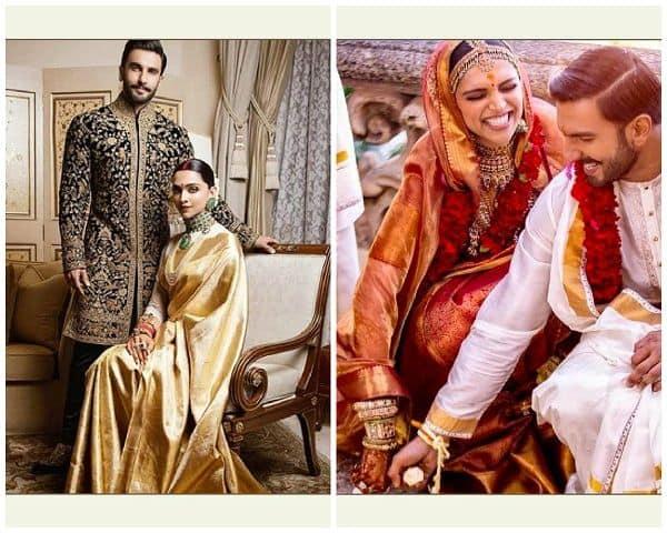 What Deepika Padukones Wedding And Bengaluru Reception Sarees