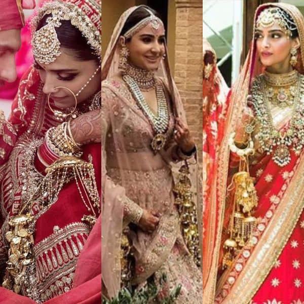 Deepika Padukone, Anushka Sharma, Sonam Kapoor- Here's the ...