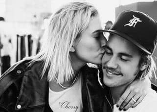 Hailey Baldwin 'incredibly lucky to be in love' with Justin Bieber as the newlywed celebrate first Thanksgiving together