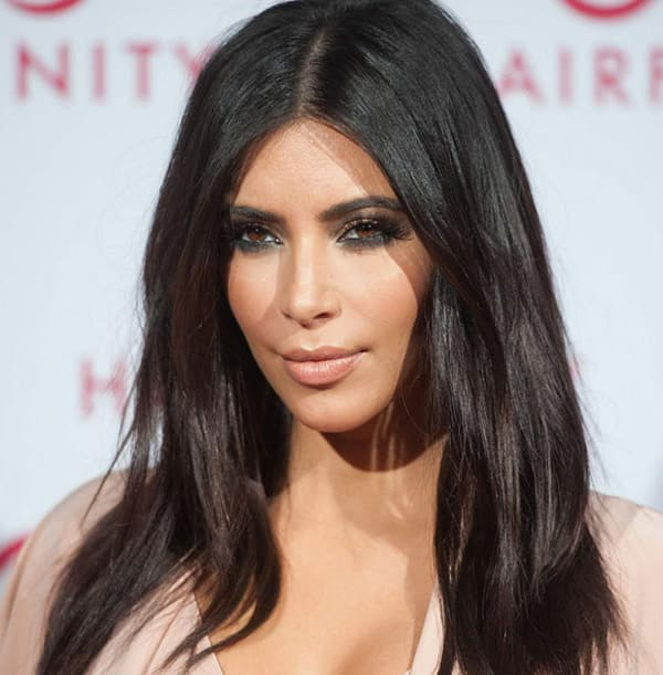 Kim Kardashian Forced to Evacuate Her Home Amid Wildfire