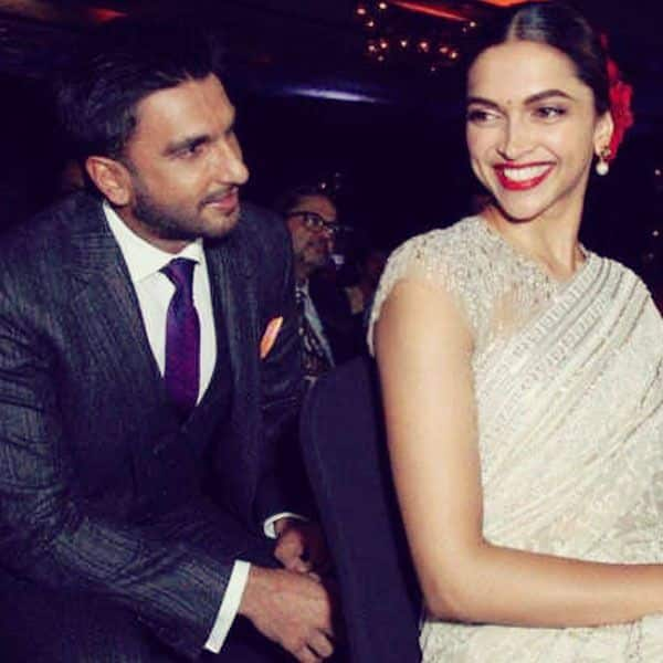 Wedding pictures of Deepika, Ranveer are out