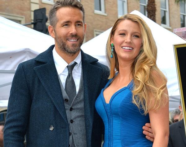 Ryan Reynolds Trolls Blake Lively Look-Alike Who's 'Engaged to a Spirit'