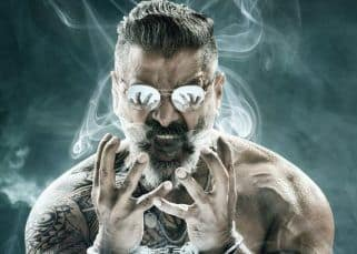 Kadaram Kondan first look: Kamal Haasan releases the title of the film with Chiyaan Vikram's arresting look - view pic