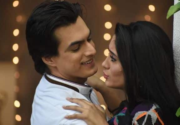 PICS] Kartik and Naira's sweet romance is just unmissable