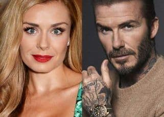 'It's obviously disappointing,' says Katherine Jenkins as she claims David Beckham still hasn't apologised for slamming her
