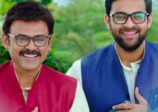 [VIDEO] F2 Teaser: Varun Tej and Venkatesh will leave you in splits with this laugh riot