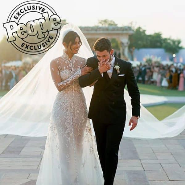 NickYanka Wedding FIRST PHOTOS Out: Priyanka Chopra Looks