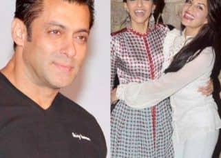 [Video] Salman Khan bonding with his leading ladies Jacqueline Fernandez and Sonam Kapoor at Isha Ambani's wedding is too cute for words
