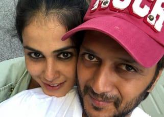 Genelia D'Souza's adorable post for Riteish Deshmukh's birthday will make you go aww! - view pic