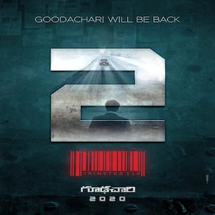 On Adivi Sesh's birthday, sequel to Goodachari announced by makers – deets inside