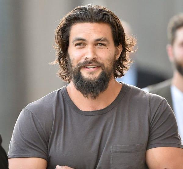 Will Aquaman Star Jason Momoa Turn Khal Drogo One Last