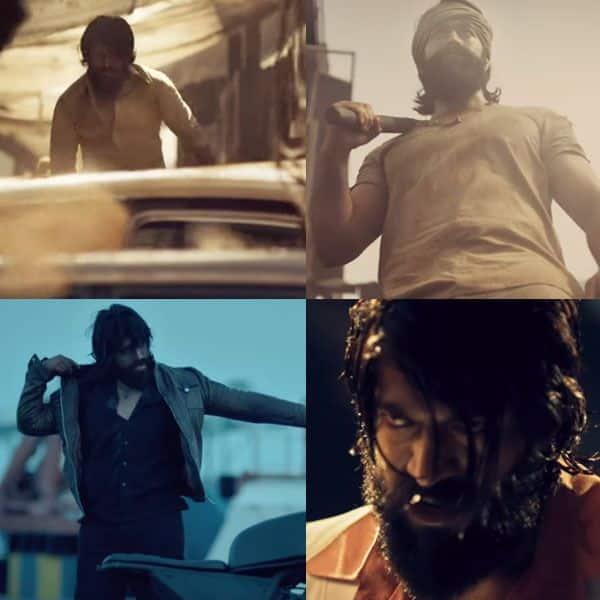 KGF trailer 2 Hindi: Watch Yash`s `angry and rugged` avatar