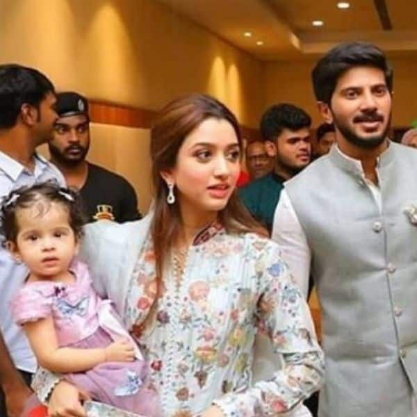 Viral News News And Photos: These Latest Photos Of Dulquer Salmaan's Daughter Maryam