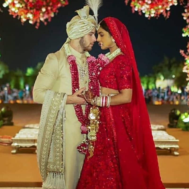 Nickyanka Wedding Priyanka Chopra Nick Jonas Indian Wedding Pics