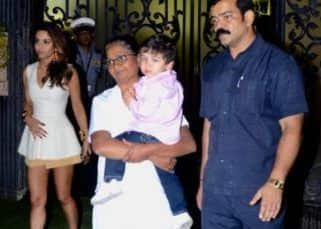 Taimur Khan is the show-stealer in Natasha Poonawala's Kids' party - view pics