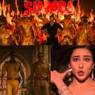 'मेरा वाला डांस' सॉन्ग: 'सिंघम' के साथ गुंडों की हड्डियां तोड़ते दिखे रणवीर सिंह.... सारा अली खान के साथ भी लगाए जमकर ठुमके, देखें वीडियो