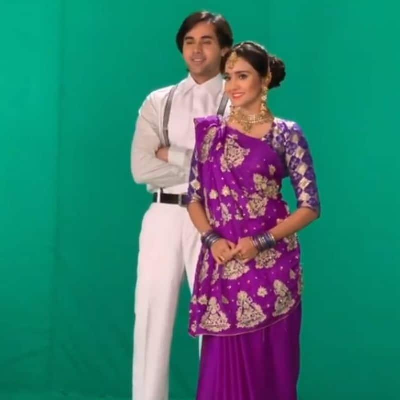 Yeh Un Dinon Ki Baat Hai actors Randeep Rai and Ashi Singh turn
