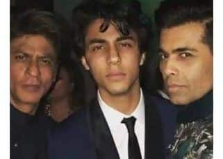 Karan Johar can launch Aryan Khan but perhaps as his assistant first - That's what Shah Rukh Khan thinks!