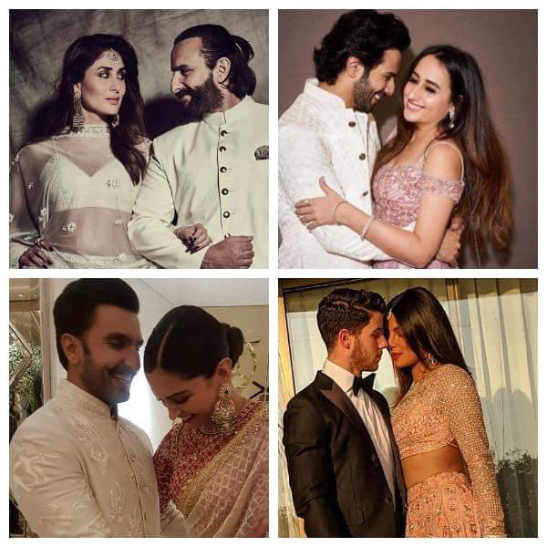 [In Pics] These candid couple moments of Varun-Natasha, Priyanka-Nick, Ranveer-Deepika and Saif-Kareena are the best stuff on the internet today