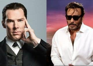 [EXCLUSIVE VIDEO] Jackie Shroff is in awe with Benedict Cumberbatch's eyes – find out why