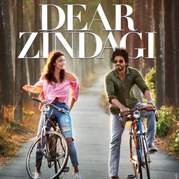 Shah Rukh Khan and Alia Bhatt - Dear Zindagi