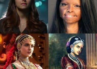New Year 2019: From Kangana Ranaut's Manikarnika to Deepika Padukone's Chhapaak - we are looking forward to seeing these 6 women-led biopics