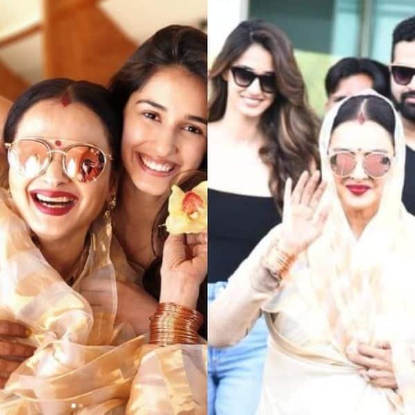 Isha Ambani Wedding Udaipur: IN PICS: Disha Patani And Rekha Reach Udaipur For Isha