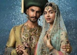 [PIC & VIDEO] #3YearsofBajiraoMastani: Ranveer Singh and Deepika Padukone relive the epic saga and it will make you nostalgic