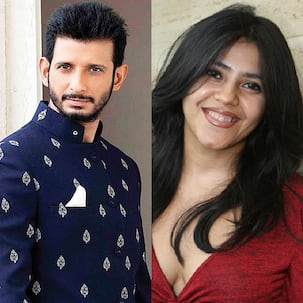 Sharman Joshi on collaborating with Ekta Kapoor: The experience of working with her is like being with family