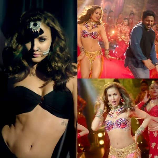 Fraud Saiyaan song Chamma Chamma: Elli AvrRam gives a glamorous twist ...