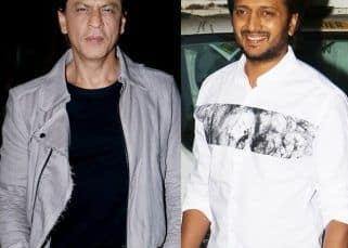 Following suit! After Shah Rukh Khan, Riteish Deshmukh to play a dwarf in Sidharth Malhotra starrer Marjaavaan