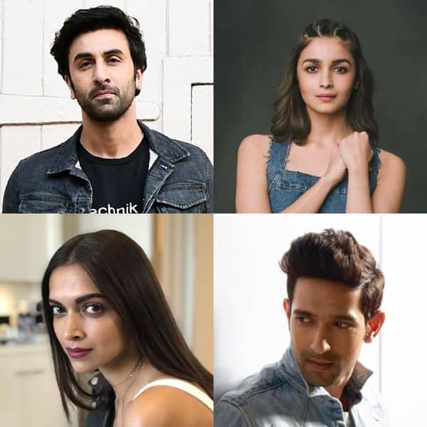 Ranbir Kapoor-Alia Bhatt, Deepika Padukone-Vikrant Massey: Here are the 7 fresh pairings of 2019 we are excited about