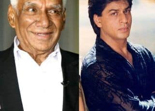 When Yash Chopra wanted to apologize to Shah Rukh Khan for Dil Toh Pagal Hai