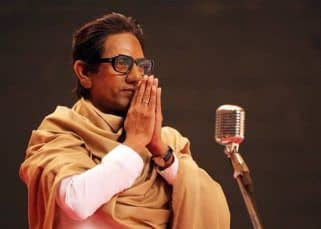Thackeray gives Nawazuddin Siddiqui his highest opening day numbers as a solo lead!