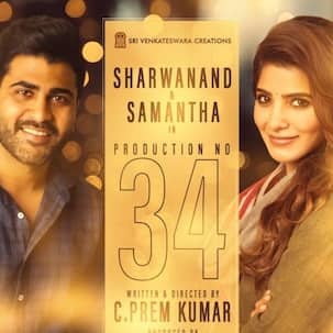 96 Telugu remake: Sharwanand and Samantha Akkineni signed on to play the lead pair – deets inside