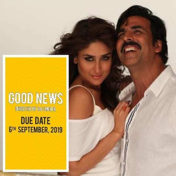Akshay Kumar and Kareena Kapoor Khan's Good News gets postponed; to re...