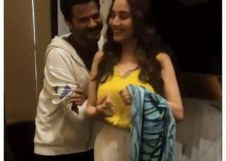 #30yearsofRamLakhan: Madhuri Dixit and Anil Kapoor had Total Dhamaal recreating iconic songs three decades later - watch video