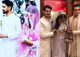 [PICS] Mohsin Khan's sister Zeba gets married in a grand ceremony