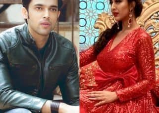 Parth Samthaan rescues Ariah Agrawal as fire breaks out on the sets of his show