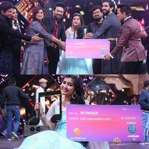 Sa Re Ga Ma Pa Grand Finale winner out! Jabalpur's Ishita Vishwakarma BEATS Sahil Solanki to win the title