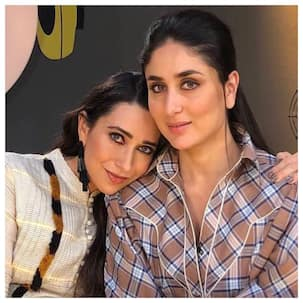 When Kareena Kapoor Khan spoke about Karisma Kapoor's days of struggle as an actor; 'I have seen her cry for nights together'