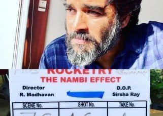 Rocketry The Nambi Effect: R Madhavan begins his directorial debut and seeks blessings from fans - view pic