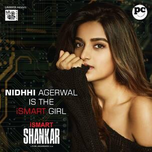 Mr Majnu actress Nidhhi Agerwal to star opposite Ram Pothineni in iSmart Shankar