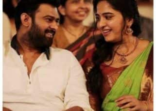 Prabhas and Anushka Shetty's cozy video from S S Rajamouli's son's wedding is making fans freak out!