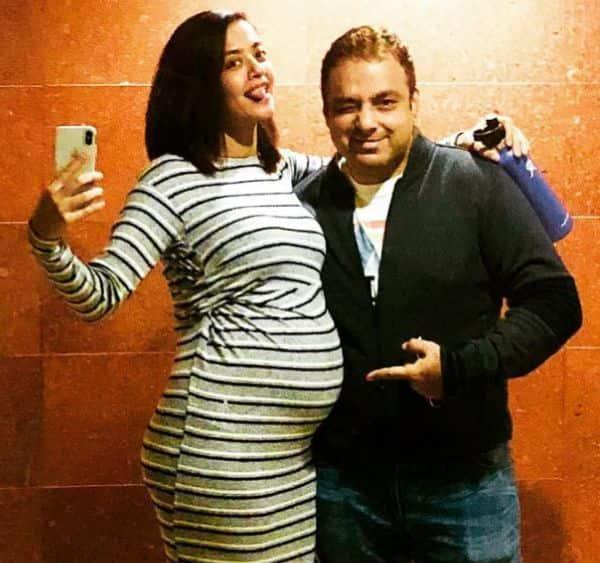 Good news! Surveen Chawla welcomes her baby girl Eva home!