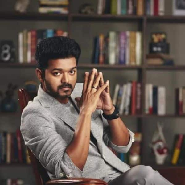 Thalapathy63: First look and title of Vijay's next with