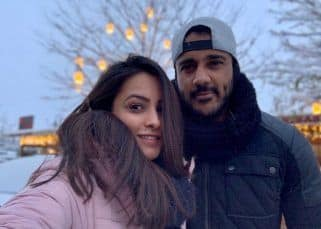 Anita Hassanandani shares a video depicting Rohit Reddy's plight as a married man and boy, someone give him a show soon!