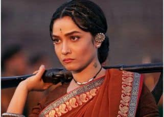 'Hardwork has paid off!' That's what Ankita Lokhande felt after watching herself for the first time on the big screen in Manikarnika
