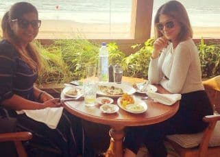 Jennifer Winget goes on a lunch date with her friend and we are tempted enough to 'drop work and join them'- view pic