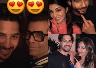 [INSIDE PHOTOS & VIDEOS] Sidharth Malhotra rings in his birthday with Karan Johar, Sonakshi Sinha, Jacqueline Fernandez and others